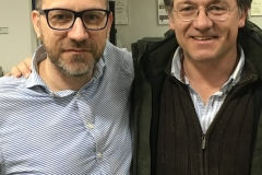 Con el maestro el Sr. Sa.ntiago García Zurdo